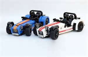 new lego car a caterham blockbuster new lego seven is coming by car