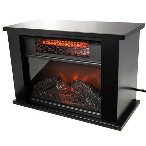 energy efficient room heaters pro mini fireplace infrared quartz electric space heater energy efficient ebay