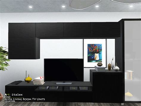 Livingroom Units Artvitalex S Besta Living Room Tv Units