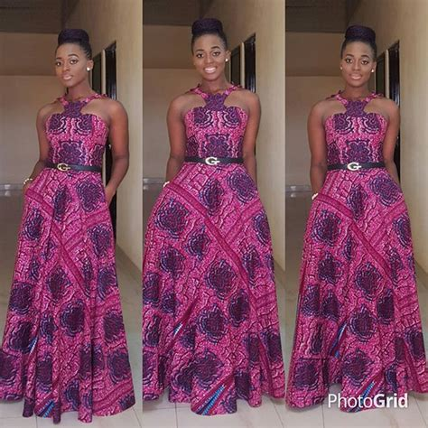 simple ankara styles short gown debonke house of fashion simple and creative ankara style long gown debonke house