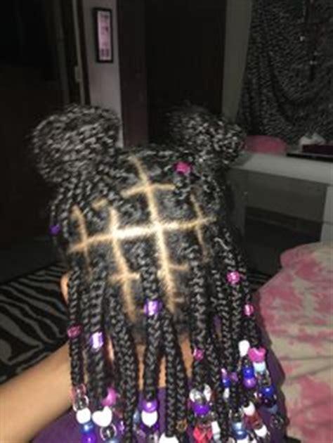 girls box braids mya hairstyles pinterest