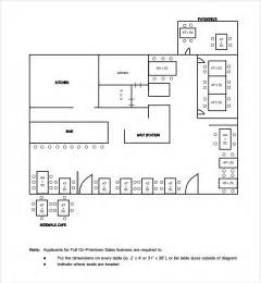 Floor Plan Template Free Sle Floor Plan Template 9 Free Documents In Pdf Word