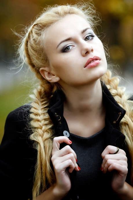 diversi tipi di trecce tutti i tipi di trecce per capelli