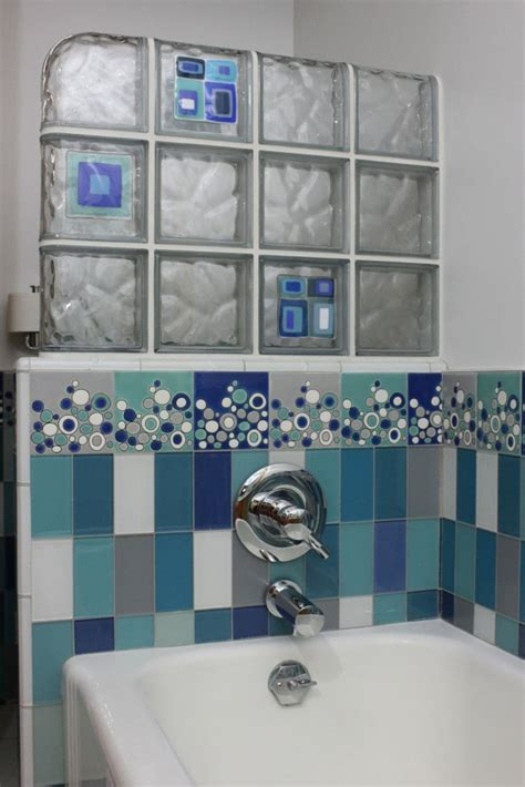 10 best images about glass tile blocks on