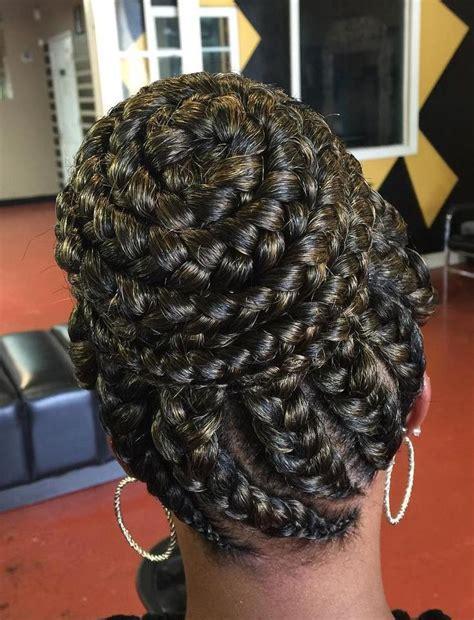 jumbo braid updo 70 best black braided hairstyles that turn heads jumbo