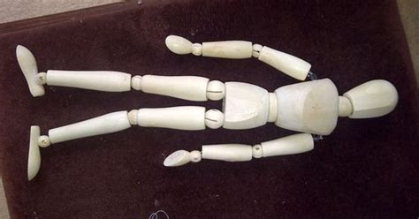 How To Make String Of Paper Dolls - how to make an 11 eleven string marionette from an artist