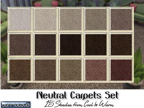 the sims 4 flooring set abormotova s neutral carpets set