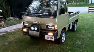 Daihatsu Hijet Conversion Led Light Conversion 1992 Daihatsu Hijet S83p Doovi