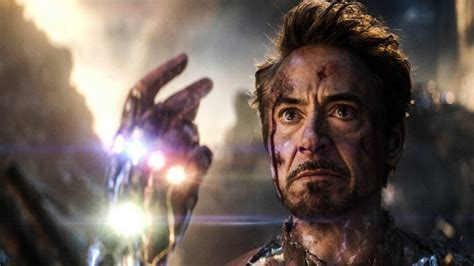 endgame deleted scene shows  tony   afterlife