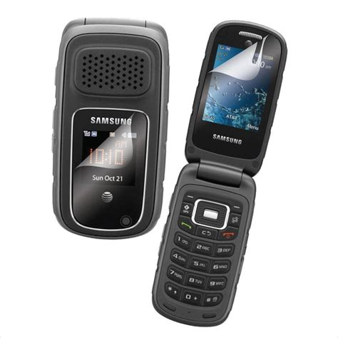 At T Rugged Cell Phones by Samsung Rugby 3 Iii Sgh A997 Black Unlocked Rugged Ptt