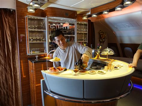 emirates first class suite cost this guy used a frequent flyer loophole to take a 60000