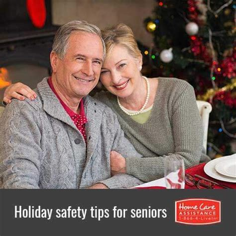 christmas tips for seniors how to ensure elderly safety during the holidays