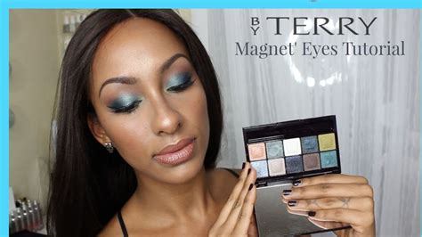 by terry make up strawberrynet arabicen by terry magnet eyes bold eyes nude lip makeup tutorial