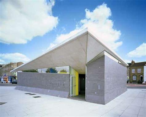 plastik pavillon landmark toilets plastik architects design in kent