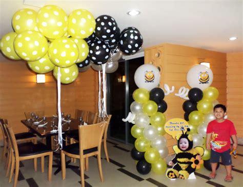 bumble decorations bumble bee cebu balloons and supplies
