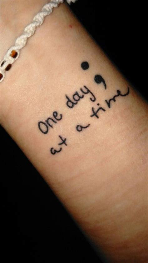 words to get tattooed 25 best ideas about semicolon on semi colon