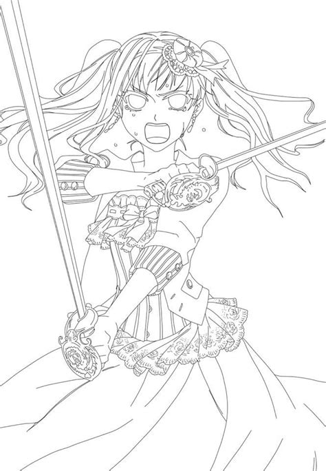 black butler coloring pages 17 best black butler coloring pages images on