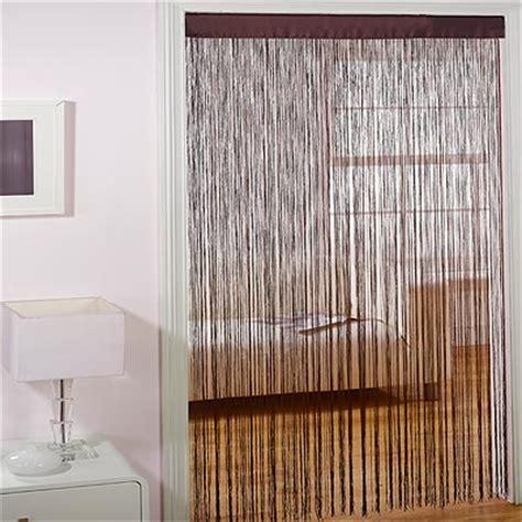string curtains for doorways majorca string door curtain panel 90 x 200 cm ebay