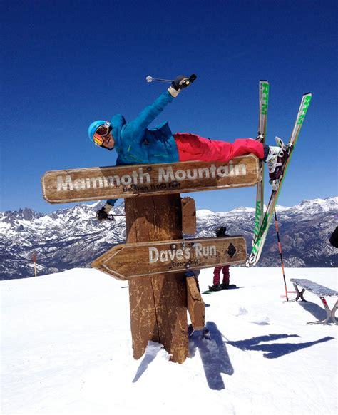 Mammoth Cornice Mammoth Ca Spring Skiing S Mecca 4 29 Conditions