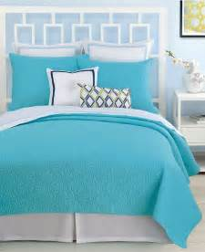 Turquoise Quilt Bedding Santorini Turquoise Bedding Collection