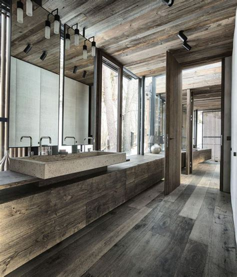 modern rustic decor 20 rustic modern bathroom design ideas furniture home