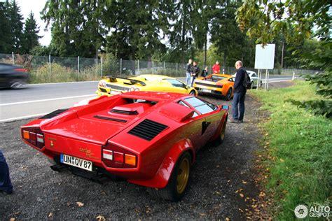 Lamborghini Quattrovalvole by Lamborghini Countach 5000 Quattrovalvole 7 Ottobre 2013