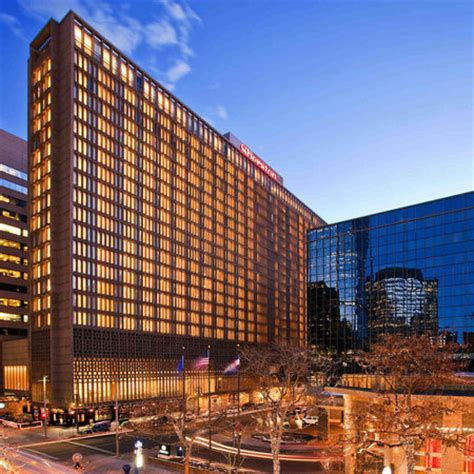 Hotels With In Room Colorado by Sheraton Denver Downtown Hotel Updated 2017 Reviews