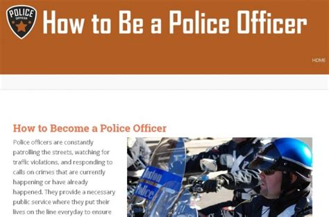 How Does It Take To Be A Officer by How To Be A Officer Search Engine