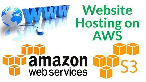 tutorial free web hosting aws series tutorial 1 free hosting website in 6 minute on
