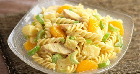 curried pasta salad curried pasta salad dole com