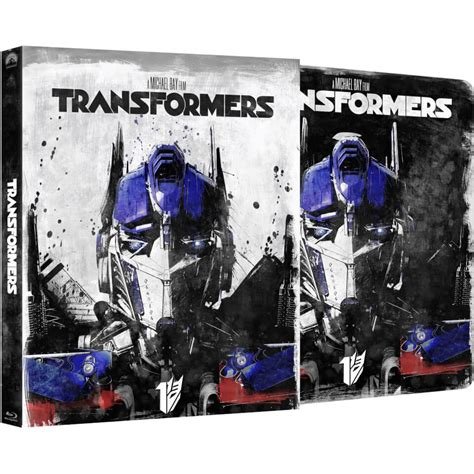 Transformers The Uk Exclusive Steelbook transformers zavvi exclusive limited edition steelbook with slipcase zavvi