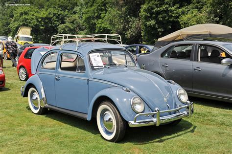 Vw Bug by 1958 Volkswagen Beetle Pictures History Value Research