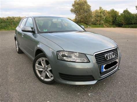 Audi A3 Grau Metallic audi a3 sportback grau metallic zu verkaufen