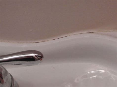 how to caulk a bathroom sink how to replace caulk around a pedestal sink hometalk