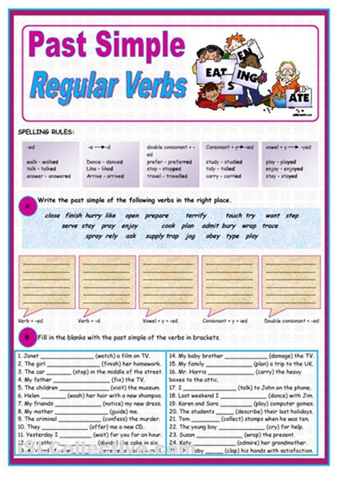 simple past biography exercises pdf exercise on simple past regular verbs regular verbs