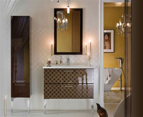 unique bathroom designs unique glossy modern bathroom design huntto