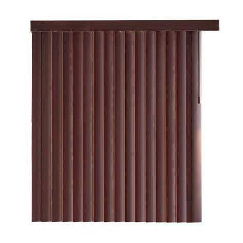 home decorators collection 78x84 espresso bamboo 4 5 inch