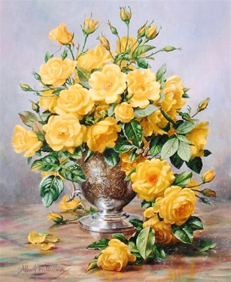 imagenes de flores pintadas al oleo flores pintadas al oleo cuadros imagui