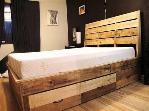 4 diy bed frame ideas to improve your bedroom