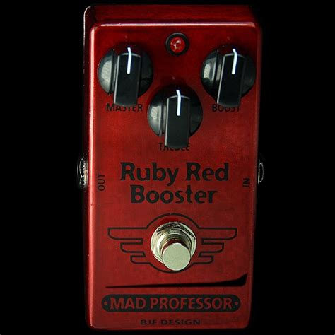 Booster X By Mad Prof mad professor ruby booster treble booster pcb rox uk