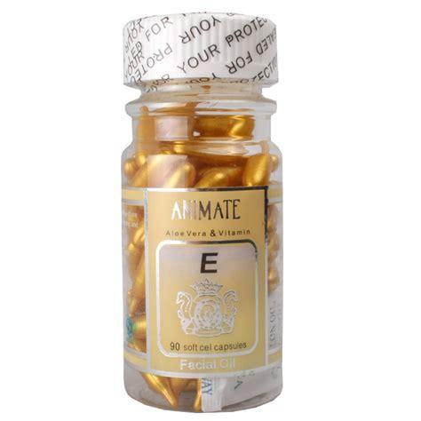 animate aloe vera vitamin c 90 soft cel capsules 90ml g
