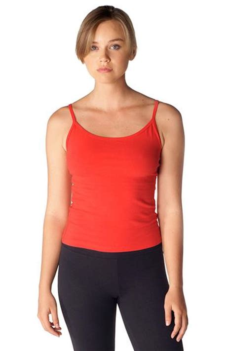 camisole tank with built in bra intouch clothing