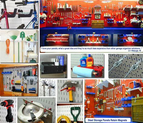 Garage Organization With Pegboard Garage Pegboard Tool Organizers Gallery Of Garage