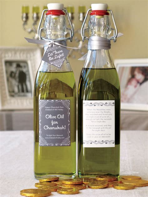 Where Can I Use My Olive Garden Gift Card - hanukkah olive oil gifts gift favor ideas from evermine