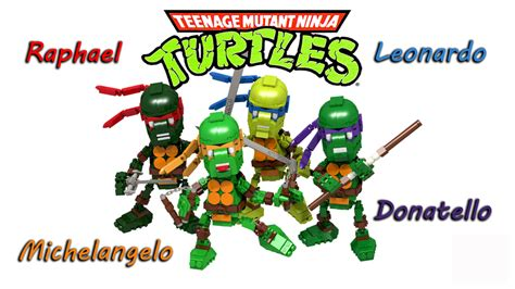 tmnt names and colors mutant turtles names and colors