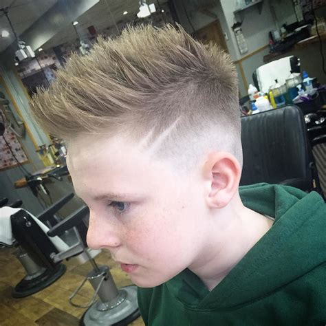 boy haircut styles that barbers use 31 cool hairstyles for boys