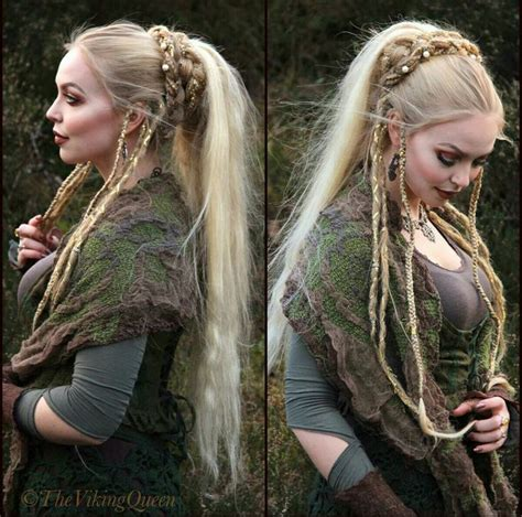 how to do viking hair идей на тему 171 viking hairstyles в pinterest 187 17