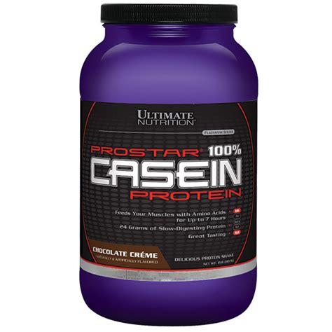 Whey Termurah prostar 100 casein protein 2lbs ultimate nutrition