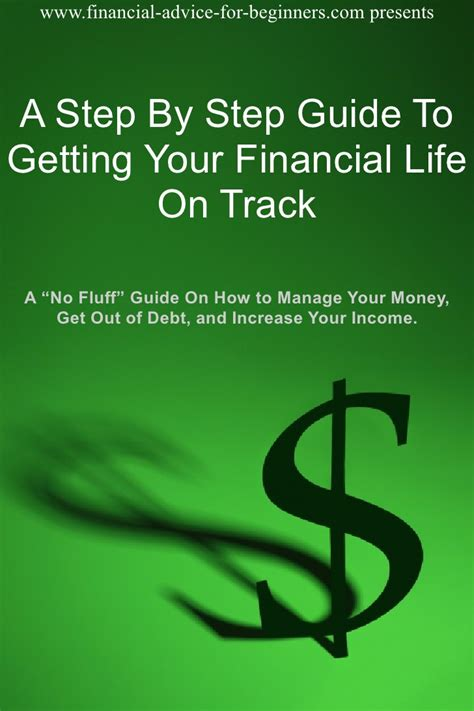 a step by step guide to a for 5k you will make your books a step by step guide to getting your financial on track