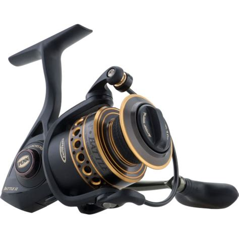 Best Seller Penn Battle Ii 6000 penn battle ii 2500 spinning reel btlii2500 jet